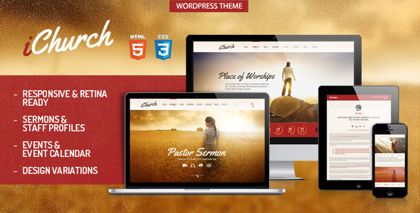 wordpress-theme-ichurch